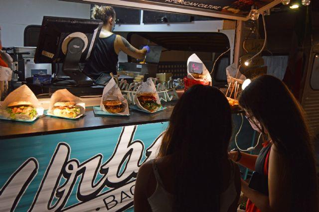 Las Torres de Cotillas, capital mundial de la street-food con su FoodTruck Festival - 1, Foto 1