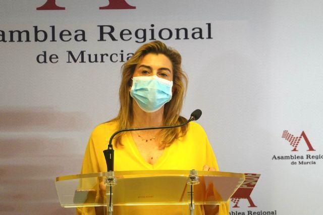 Carmina Fernández: El ansia depredadora del PP pretende arrasar uno de los pocos espacios naturales que quedan en La Manga - 1, Foto 1