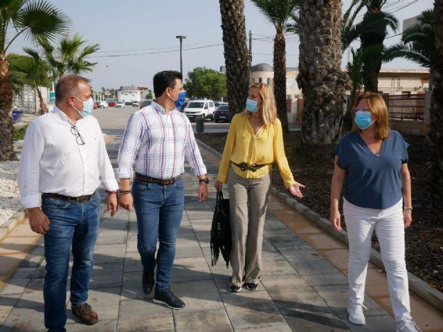 Beltrán: No se puede consentir el abandono al que Pedro Sánchez está sometiendo al Mar Menor - 2, Foto 2