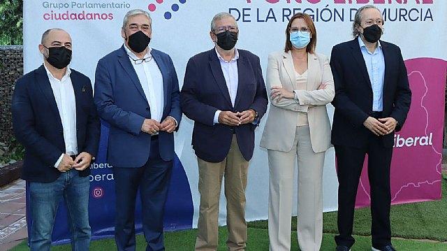Juan Carlos Girauta: El espacio liberal solo mantiene responsabilidades de gobierno en la Región de Murcia - 1, Foto 1