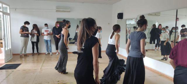 Rià Pità celebrará su XXI Festival Flamenco el sábado 2 de octubre dentro de las Fiestas Patronales de Puerto Lumbreras - 3, Foto 3