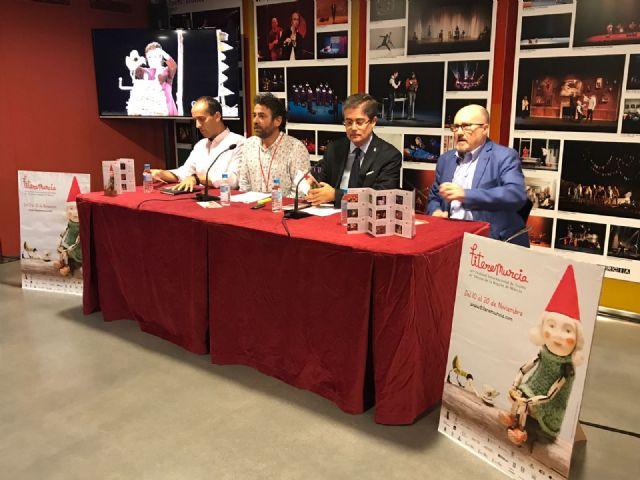 TítereMurcia celebra este año su 16ª edición con más funciones y nuevos espacios - 1, Foto 1