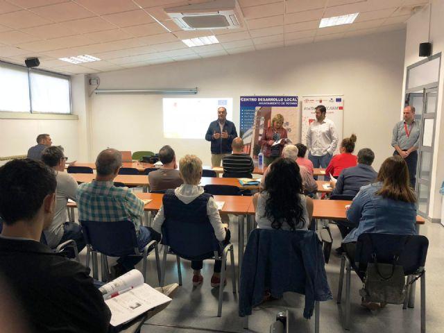 "The ""Web Analytics"" Workshop starts at the Local Development Center - 2"