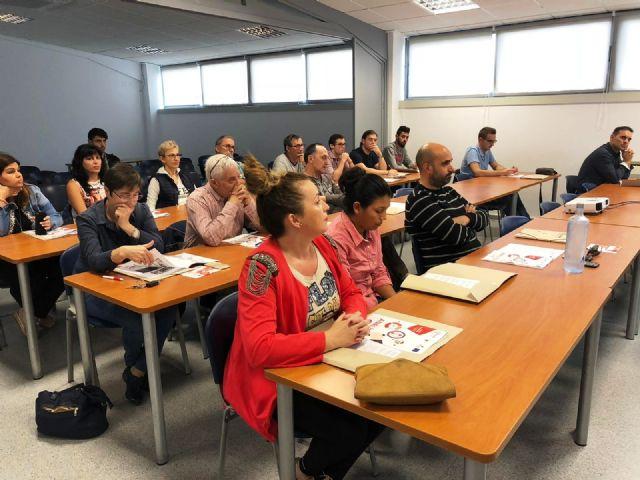 "The ""Web Analytics"" Workshop starts at the Local Development Center - 3"