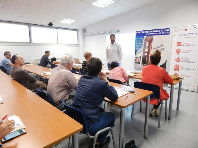 "The ""Web Analytics"" Workshop starts at the Local Development Center - 5"