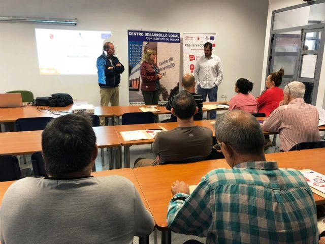 "The ""Web Analytics"" Workshop starts at the Local Development Center - 9"