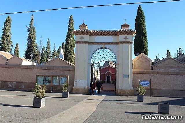 Se realizan actuaciones de mejora, conservación y acondicionamiento del cementerio municipal Nuestra Señora del Carmen - 2, Foto 2