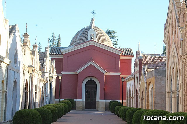 "Improvements, conservation and conditioning of the municipal cemetery ""Nuestra Señora del Carmen"" are carried out - 3"