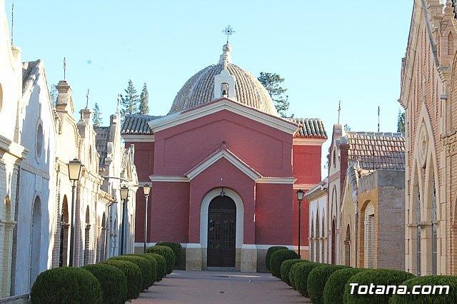 Se realizan actuaciones de mejora, conservación y acondicionamiento del cementerio municipal Nuestra Señora del Carmen - 3, Foto 3