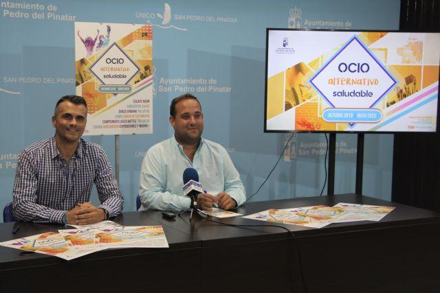 Juventud lanza la segunda edición del programa de Ocio Alternativo Saludable con una veintena de propuestas - 1, Foto 1