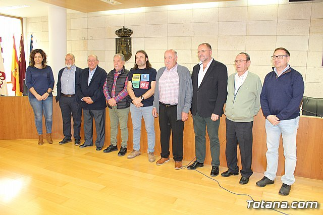 Toman posesi�n los miembros del nuevo Consejo de Direcci�n del Centro Municipal de Personas Mayores que preside Pedro Tudela Rosa, Foto 2
