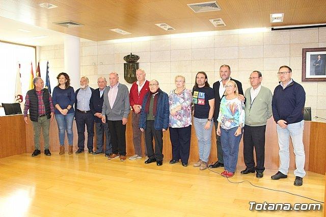 Toman posesi�n los miembros del nuevo Consejo de Direcci�n del Centro Municipal de Personas Mayores que preside Pedro Tudela Rosa, Foto 3