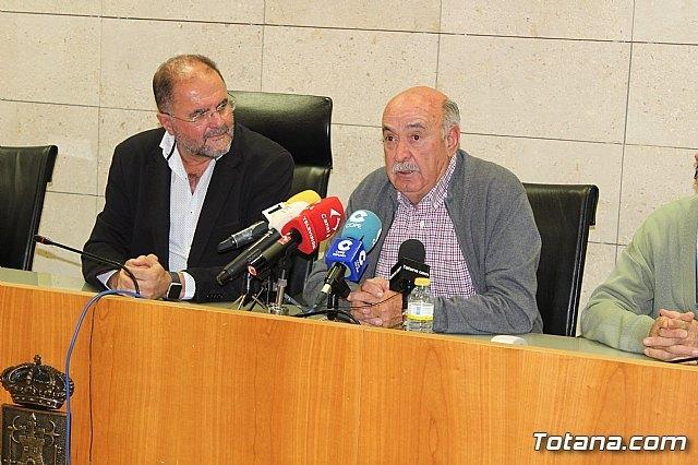Toman posesi�n los miembros del nuevo Consejo de Direcci�n del Centro Municipal de Personas Mayores que preside Pedro Tudela Rosa, Foto 5