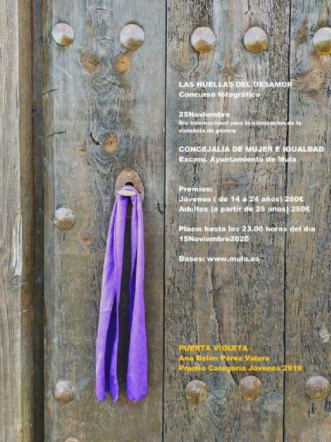 Concurso de fotografía 25 de noviembre «Día Internacional para la Eliminación de la Violencia de Género» 2020 - 1, Foto 1