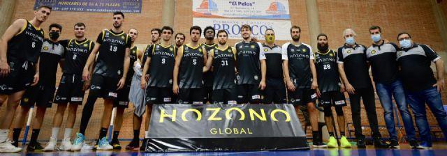 Hozono Global Jairis no consigue la victoria en su debut en LEB Plata - 1, Foto 1
