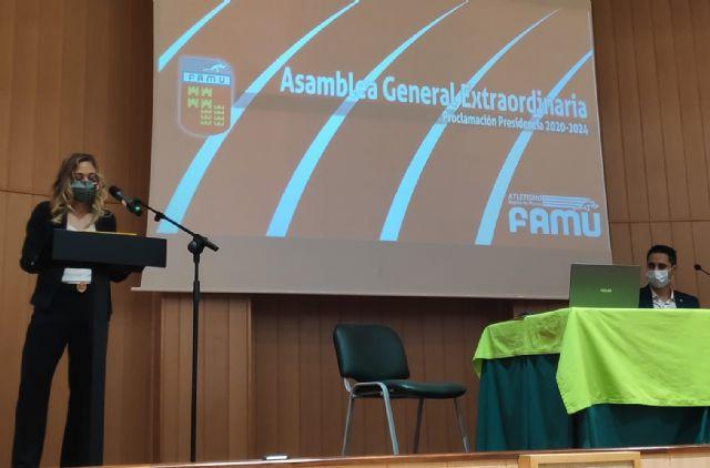 Pruden Guerrero, presidenta de la FAMU 2020-2024 - 1, Foto 1