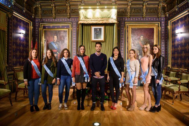 Ocho candidatas aspiran a ser reina de las fiestas 2016 - 1, Foto 1