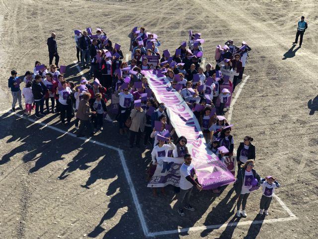 Puerto Lumbreras apuesta por un colectivo femenino libre y sin miedo - 2, Foto 2