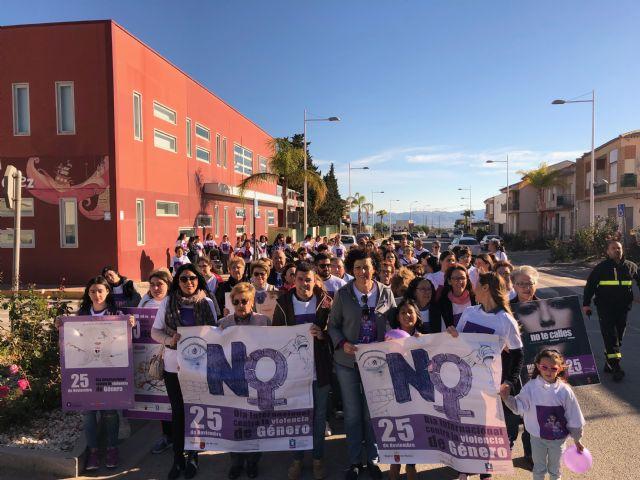 Puerto Lumbreras apuesta por un colectivo femenino libre y sin miedo - 3, Foto 3