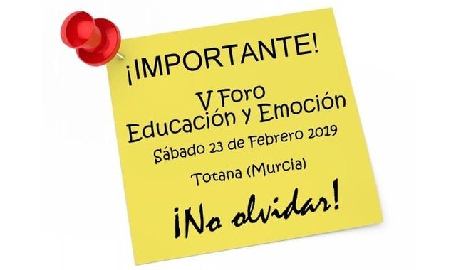 The next edition of the Education and Emotion Forum already has a date, Foto 1