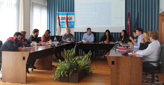 El Órgano de Coordinación Interna Interconcejalías se reúne para renovar el reconocimiento Ciudades Amigas de la Infancia - 1, Foto 1