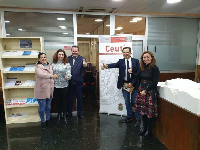 La Universidad de Murcia inaugura la sede permanente de Ceutí - 1, Foto 1