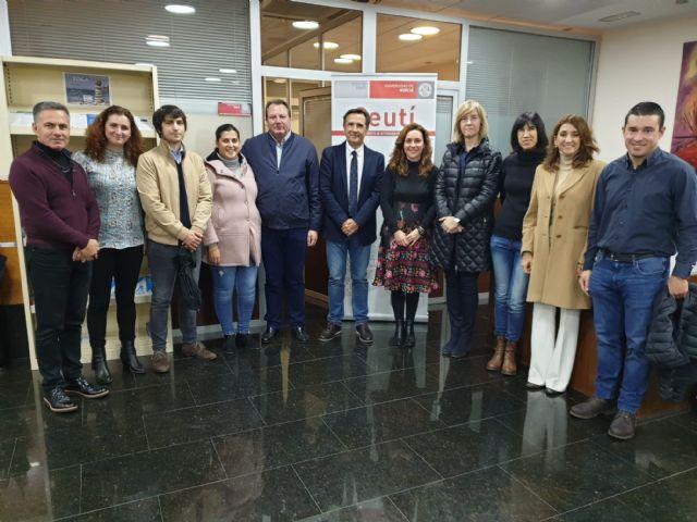 La Universidad de Murcia inaugura la sede permanente de Ceutí - 2, Foto 2