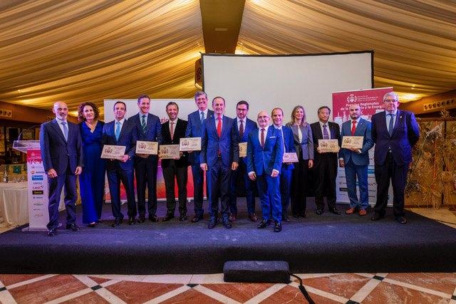 Los premios regionales de la industria y la energía ya tienen galardonados - 1, Foto 1