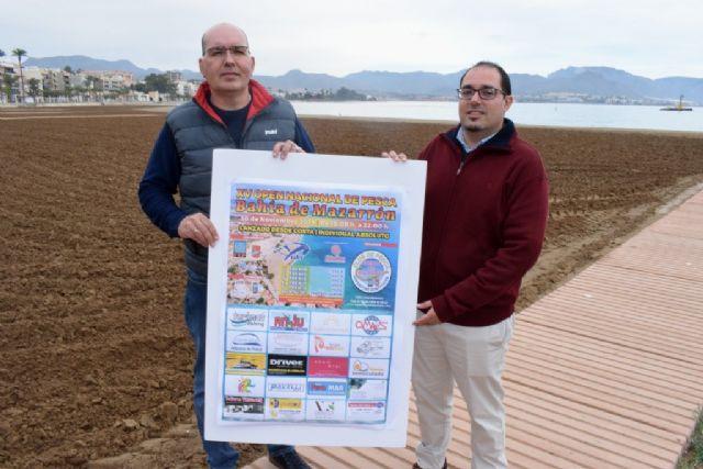 El XV open nacional de pesca ´Bahia de Mazarrón´ se suma a la campaña de recogida de alimentos - 2, Foto 2