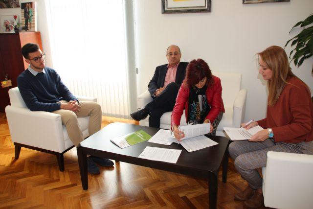 El Ayuntamiento y ACUDE renuevan su convenio, Foto 2