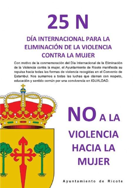 25 n día internacional para la eliminación de la violencia contra la mujer - 2, Foto 2