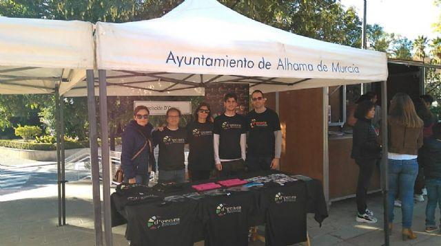D´Genes participa en la jornada organizada para conmemorar el Día Internacional del Voluntariado en Alhama de Murcia, Foto 3