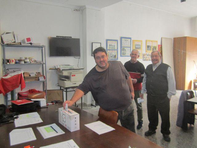 IU-Verdes Alhama respalda el preacuerdo de gobierno entre Unidas Podemos y PSOE, Foto 2