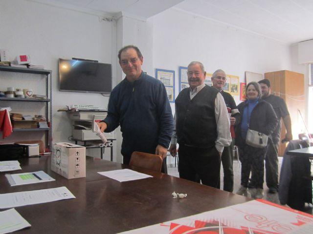 IU-Verdes Alhama respalda el preacuerdo de gobierno entre Unidas Podemos y PSOE, Foto 4