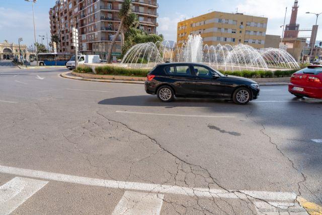El Ayuntamiento adjudica el contrato para reforzar el firme de la plaza Puertas de San José - 1, Foto 1