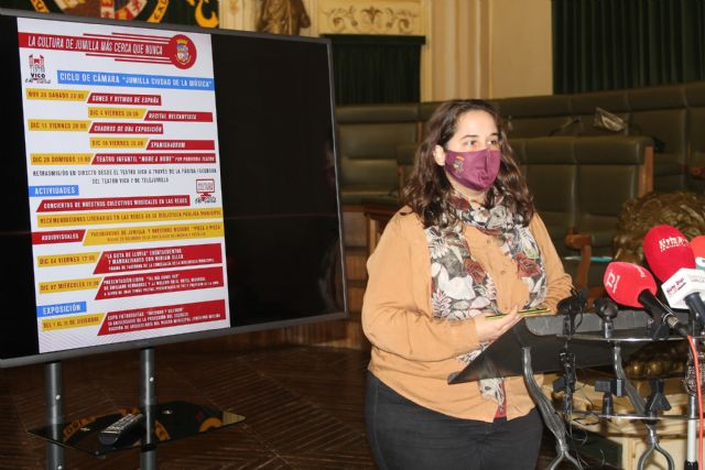 La Concejalía de Cultura presenta varias actividades para disfrutar online - 2, Foto 2
