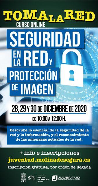 La Concejalía de Juventud de Molina de Segura organiza una serie de actividades de formación y campeonatos online para la Navidad de 2020, dentro del programa TOMA LA RED - 3, Foto 3