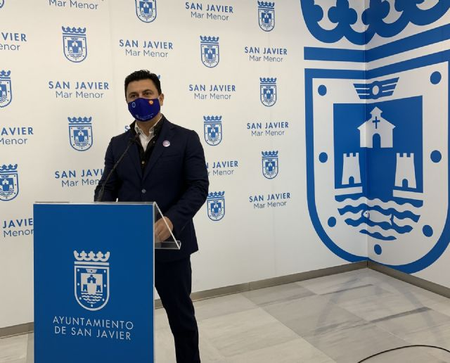 El Ayuntamiento de San Javier dedica 1,4 millones de euros ahorrados con la suspensión de eventos a sufragar los gastos extra derivados de la pandemia - 1, Foto 1