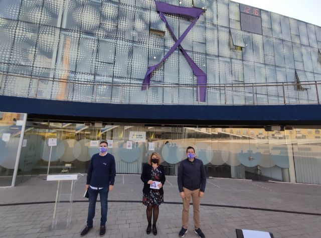 Minuto de silencio del PP de Las Torres de Cotillas por las víctimas de la violencia de género - 1, Foto 1