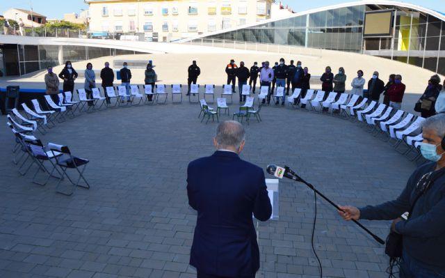 Las Torres de Cotillas recuerda a las 47 víctimas de la violencia de género en España durante 2020 - 3, Foto 3