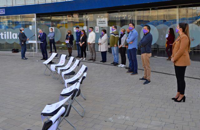 Las Torres de Cotillas recuerda a las 47 víctimas de la violencia de género en España durante 2020 - 5, Foto 5