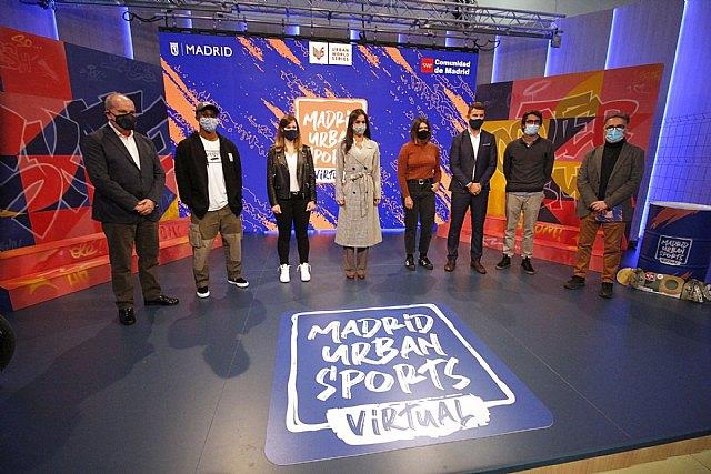 Madrid, epicentro de los deportes urbanos con un evento virtual - 1, Foto 1