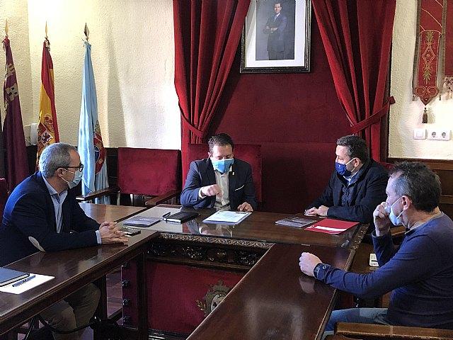 Mula pide a la Dirección General de Unión Europa apoyo en la consecución de fondos para la ejecución de actuaciones del Proyecto Kairós - 1, Foto 1