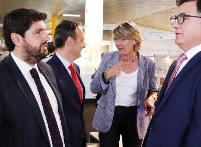 Patricia Cuadrillero asume la dirección de la Feria Regional del Mueble de Yecla con el respaldo unánime del comité ejecutivo - 3, Foto 3