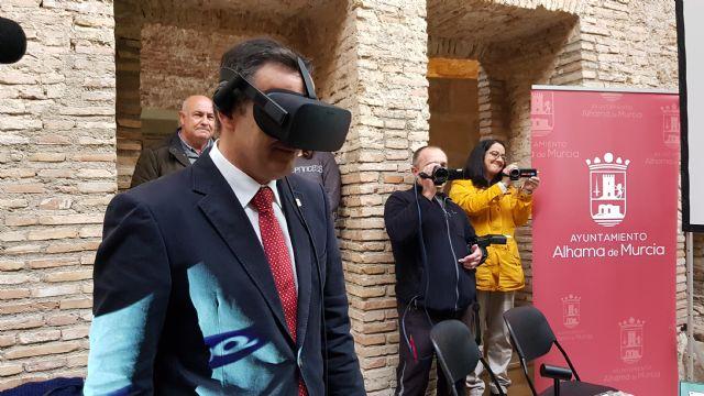 La organización Global Digital Heritage escanea y documenta el patrimonio de Alhama de Murcia, Foto 1