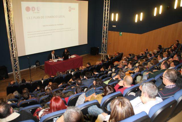 El Ayuntamiento de Cieza presenta el Plan de Dinamización y Desarrollo Local para el trienio 2018-20 - 1, Foto 1