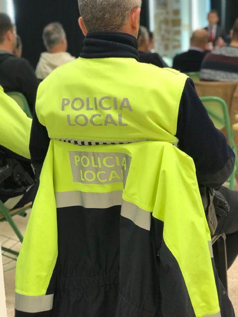 75 policías participan en la Jornada Técnico formativa Terrorismo Yihadista, amenaza en entornos urbanos en el Centro de Seguridad Ciudadana de Torre-Pacheco - 1, Foto 1