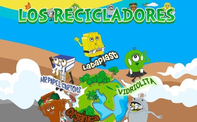 """No se preocupen, """"Los Recicladores"""" nos ayudarán a salvar el planeta - 1, Foto 1"""