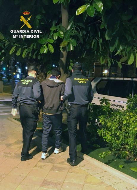 La Guardia Civil esclarece una decena de robos en garajes comunitarios de Alguazas - 1, Foto 1