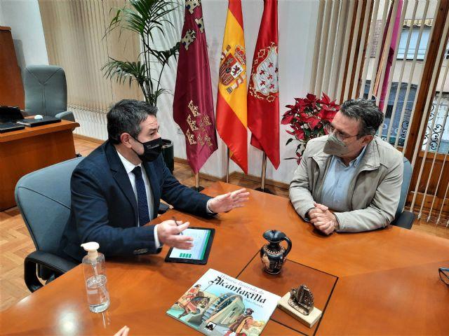 El Ayuntamiento de Alcantarilla liquida la deuda que mantenía con Latbus desde el año 2013 - 1, Foto 1